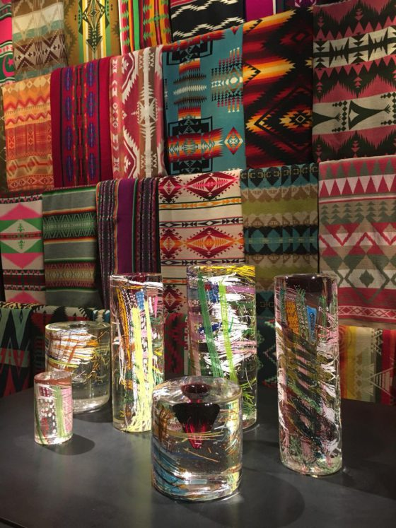 Pendleton Blankets Chihuly