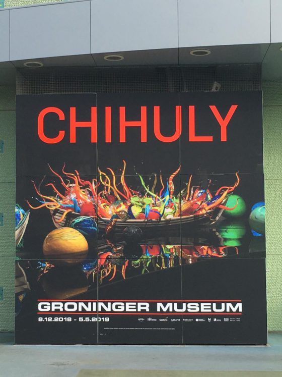 CHIHULY GRONINGER MUSEUM