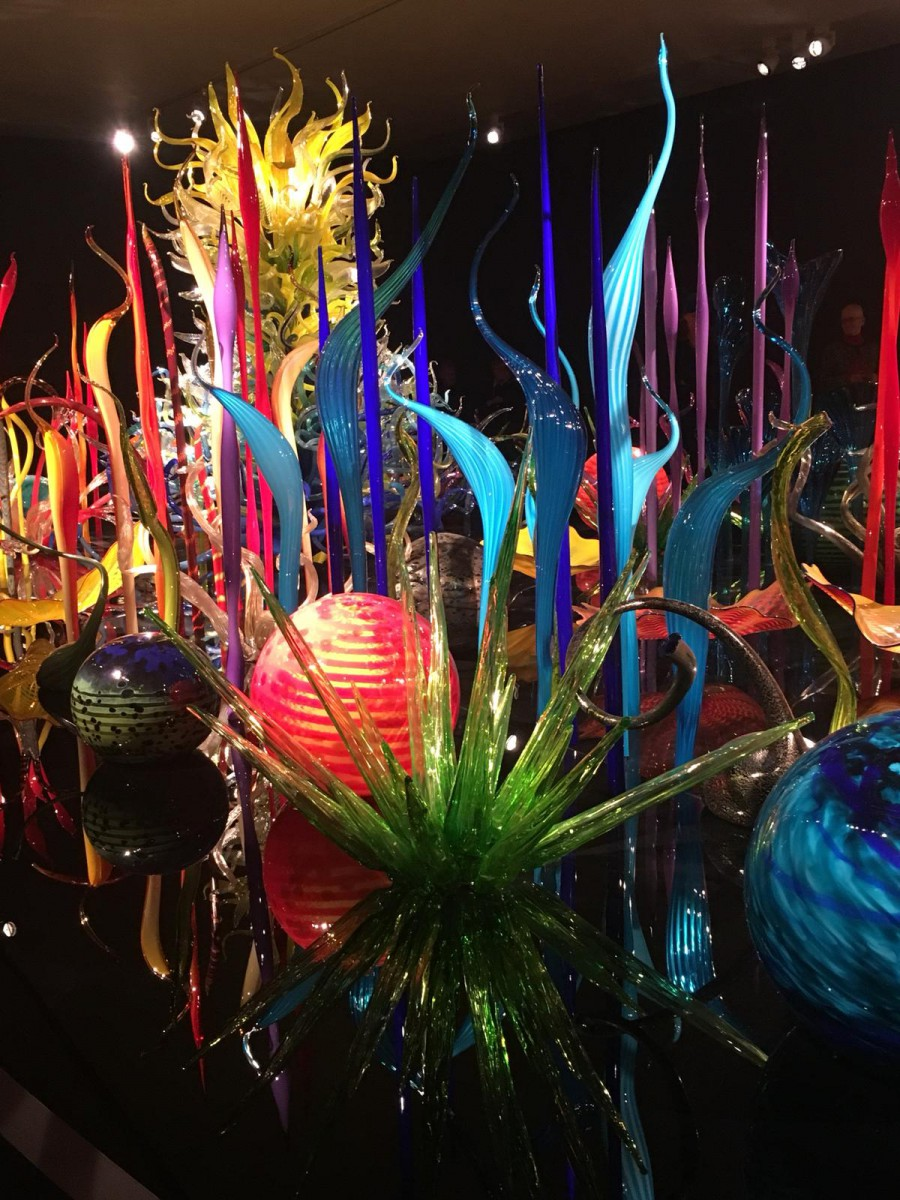 Mille Fiori Dale Chihuly Groninger Museum